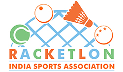 racketlon revised new logo